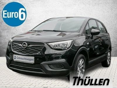 gebraucht Opel Crossland X Edition 1.2 S/S Bluetooth Klima