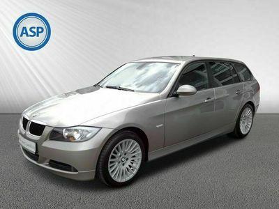 gebraucht BMW 318 D TOURING DPF TEILLEDER+KLIMA+NEUER-SERVICE