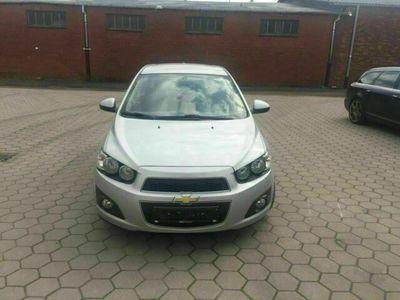 gebraucht Chevrolet Aveo Schrägheck LTZ