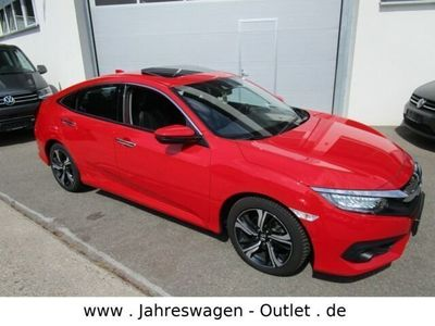 gebraucht Honda Civic Executive 182 PS Turbo Automatik