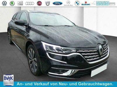 gebraucht Renault Talisman GrandTour dCi 160 Intens Navi Klimaauto SHZ