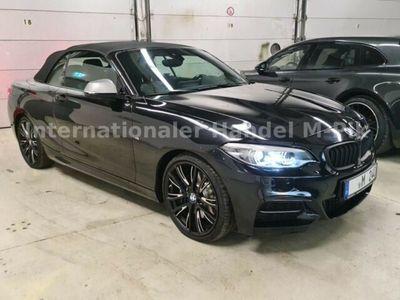 gebraucht BMW M235 235M240i Cabrio M-Sport *ACC*LED*Leder*DAB*Keyle