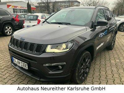 gebraucht Jeep Compass PHEV S 240PS als SUV/Geländewagen/Pickup in Karlsruhe