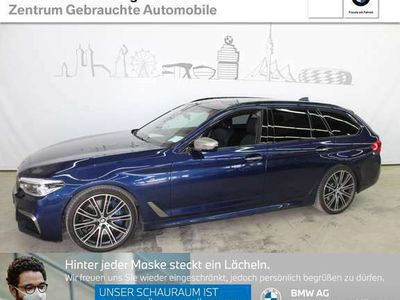 gebraucht BMW M5 50d xDrive Touring EURO 6 B&W Surround DAB