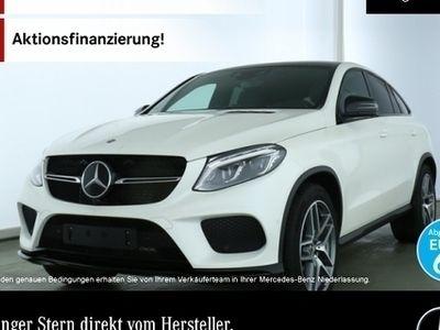gebraucht Mercedes GLE350 d Cp. 4M AMG 360° Airmat Pano Distr+