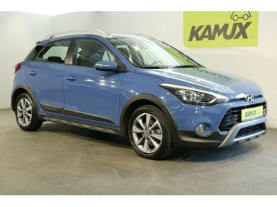 used Hyundai i20 1.0 Active Trend blue+Bluetooth+Sitzheizung+
