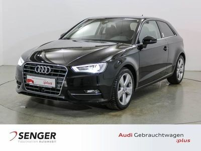 gebraucht Audi A3 1.6 TDI clean diesel Ambition Assist.-Pa.