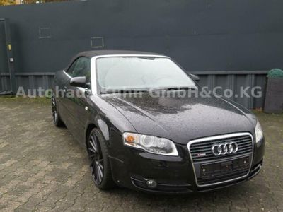 "gebraucht Audi A4 Cabriolet 1.8 T autom. S-Line/Sitzheiz/19""LM"