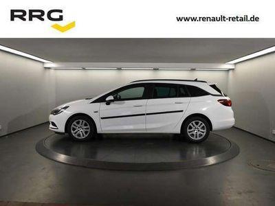 gebraucht Opel Astra SPORTS TOURER EDITION CDTI 95 SITZHEIZ