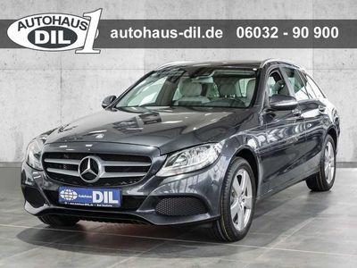 gebraucht Mercedes C250 T 7G-TRONIC Business *HEAD-UP*NAVI-COMAND*