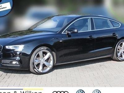 gebraucht Audi A5 Sportback 2.0 TDI*DPF*QUATTRO*S-LINE*NAVI*XENON*