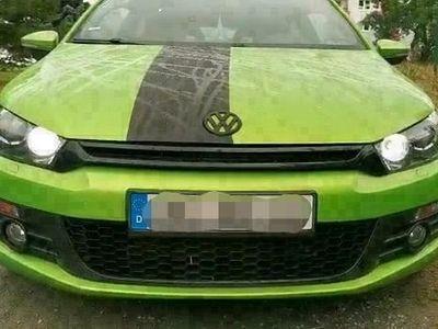 gebraucht VW Scirocco VW1.4 Tsi 122 ps tüv Neu Xenon, ...