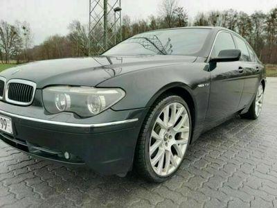 gebraucht BMW 760L i 86000km AHK Sthzg k 21 zoll