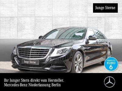 gebraucht Mercedes S350 d Airmat Pano COMAND TV LED Sitzklima Kamera