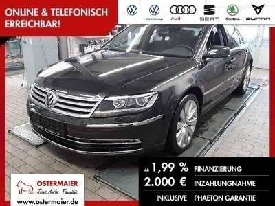 gebraucht VW Phaeton 3.0TDI 245PS DSG 4M 5SITZE STANDHZG.19AL