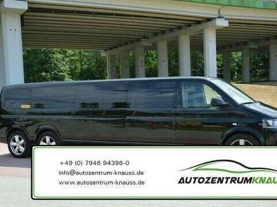 gebraucht VW Shuttle T5T5 2.0 TDI VIP LUXUS Stretch-Limousine 3 Achser
