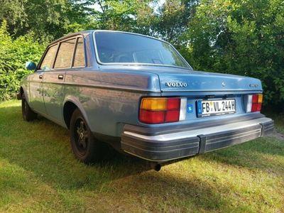 gebraucht Volvo 244 orig.Erstlack, kein Rost, 99tkm, Soundanl.