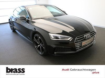 gebraucht Audi A5 Coupe 2.0 TFSI quattro S tronic Coupe 2.0 TFSI