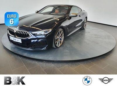 gebraucht BMW M850 xDrive Coupé - HUD,Laserlicht,Driv.Ass