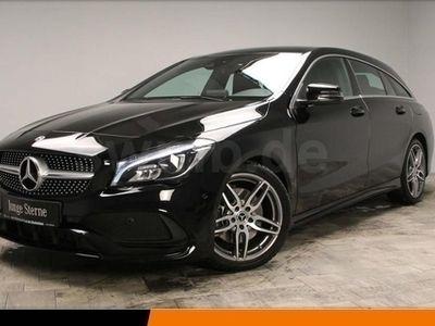 gebraucht Mercedes CLA220 d SB AMG/LED/Navi/Sitzheizg./Parkassist.