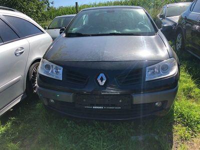 gebraucht Renault Mégane Cabriolet Coupe Leder, Klimaaut., Radio/CD