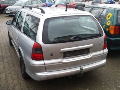 gebraucht Opel Vectra B Caravan Edition 2000 Climatr.