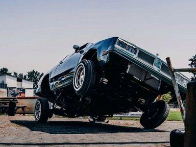 gebraucht Oldsmobile Cutlass Lowrider Hopper ShowCar Werbefahrzeug
