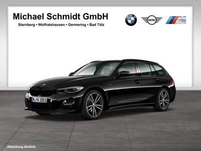 gebraucht BMW 320 d xDrive M Sport Leasing 399€ mit Anzahlung
