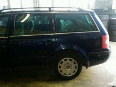 gebraucht VW Passat Kombi