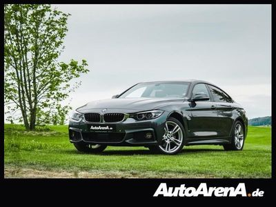gebraucht BMW 420 d xDrive M Sport **Navi/Memory/Schiebedach