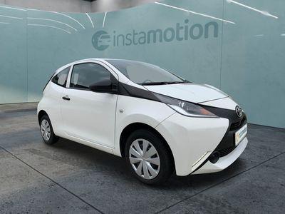 gebraucht Toyota Aygo Aygo1.0 X GANZJAHRESREIFEN/BLUETOOTH/KLIMA
