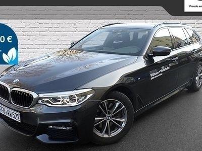 käytetty BMW 520 d xDrive Touring M Sportpaket HiFi DAB LED