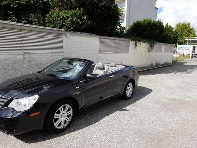 gebraucht Chrysler Sebring Cabriolet 2.0 CRD Limited Hard-Top