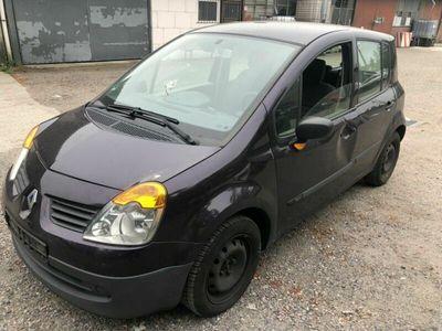 gebraucht Renault Modus 1,2 16V TÜV 07/2020 VOLL FAH...