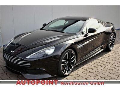 gebraucht Aston Martin Vanquish Coupe LP 288500€