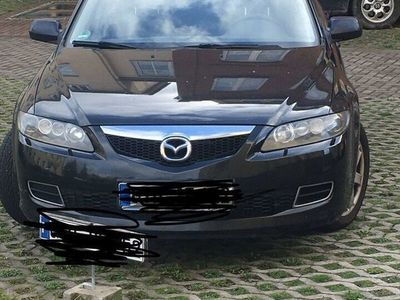 gebraucht Mazda 6 2,0 CDI 143Ps Kombi