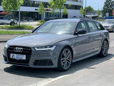 gebraucht Audi A6 Avant 3.0 TDI competition quattro exclusive
