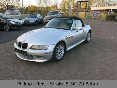 gebraucht BMW Z3 Roadster 2.2i AUTOMATIK KLIMA NAVI AUTOGAS als Cabrio/Roadster in Bebra