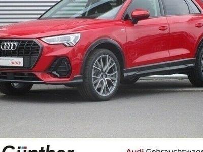 gebraucht Audi Q3 45 TFSI QUATTRO S LINE S TRONIC+AHK+LED+NAVI+