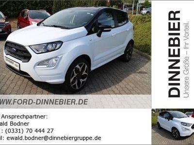 gebraucht Ford Ecosport 1,0 ST-LINE Gebrauchtwagen, bei Autohaus Dinnebier GmbH