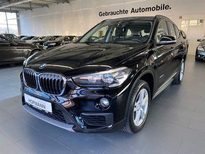 "gebraucht BMW X1 xDrive20d Aut.+PDC+SHZ+Navi+MFL+17""LMR"