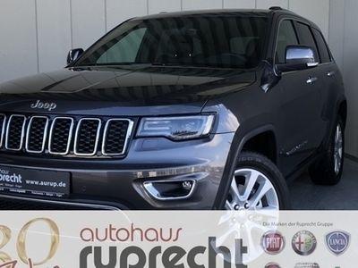 gebraucht Jeep Grand Cherokee Limited 3.0l MJet 250PS *NAVI*K