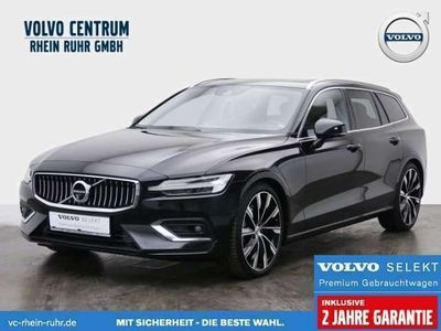 gebraucht Volvo V60 Inscription T5 EU6d-Temp,B&W,360Kamera,HeadUp,Massagesitz