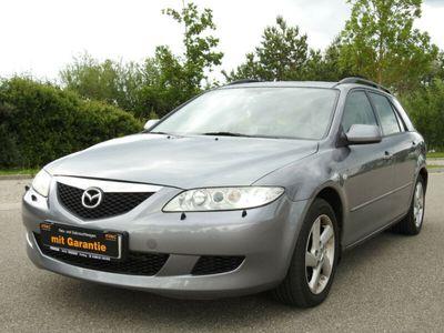 used Mazda 6 2.0 CD Exclusive SHZ*AHK*Schiebedach*Sportsitz