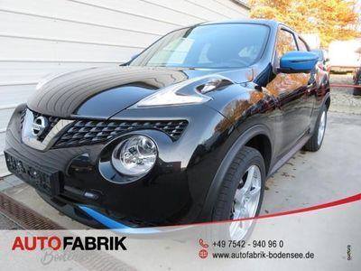 gebraucht Nissan Juke 1.6 Xtronic Tekna 83KW / 113PS