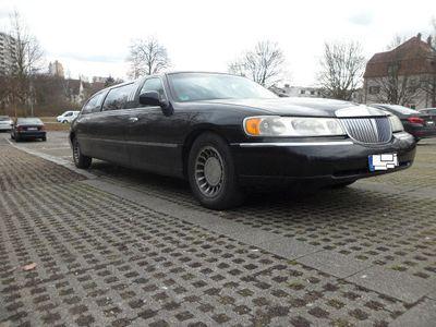 gebraucht Lincoln Town Car Stretchlimousine