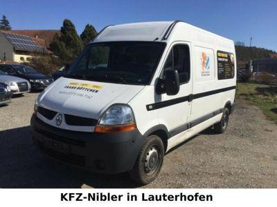 gebraucht Renault Master 100dCi L2H2 EURO4+TÜV 11/2020+8-FACH