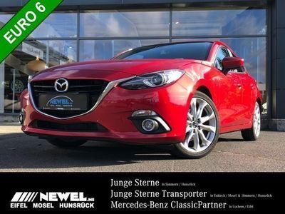 gebraucht Mazda 3 2.0 Urban Limited *KAMERA*XENON*HEAD-UP*