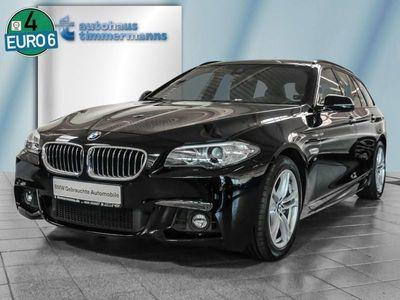 gebraucht BMW 530 d xDrive M Paket Sport Aut. Navi DAB
