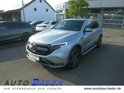 gebraucht Mercedes EQC400 4Matic AMG Line Fahrassistenzpaket AHK